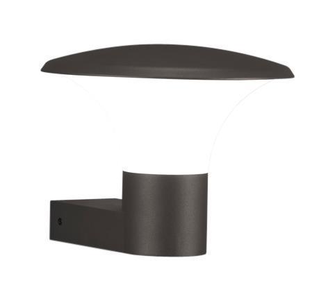 Настенный светильник Trio 220160142 Kongo