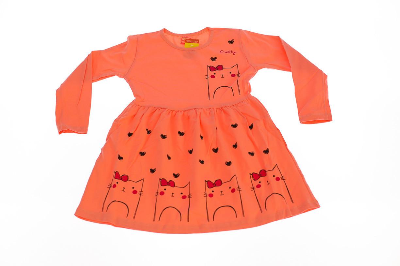 Платье с Кошечкой