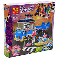 Конструктор «Friends» Bela - Автомобиль технической помощи, 250 деталей (11036), фото 1
