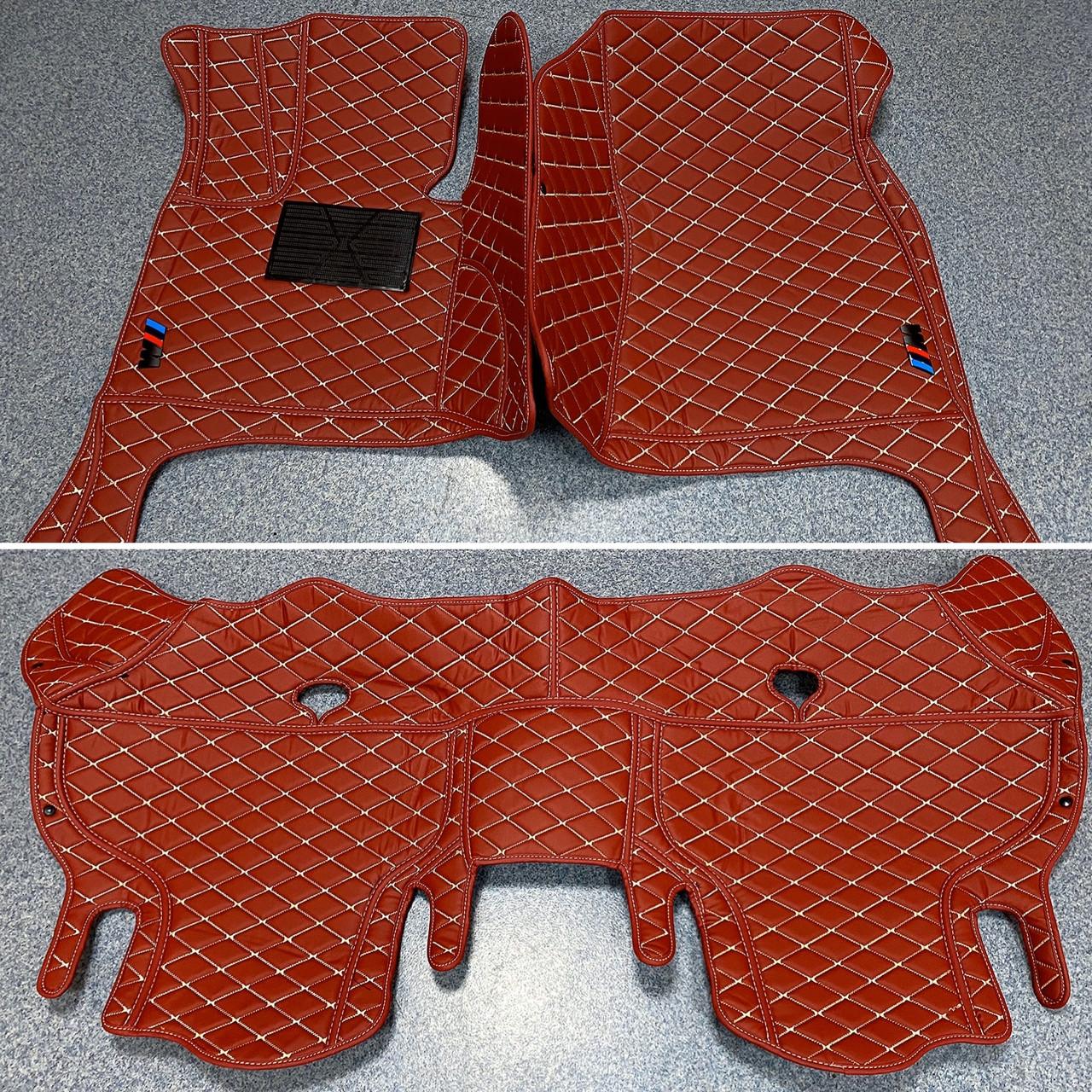 Комплект ковриков из экокожи для Bmw X5 F15