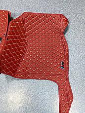 Комплект ковриков из экокожи для Bmw X5 F15, фото 3