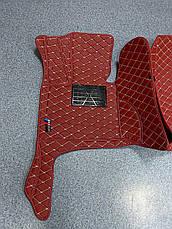 Комплект ковриков из экокожи для Bmw X5 F15, фото 2