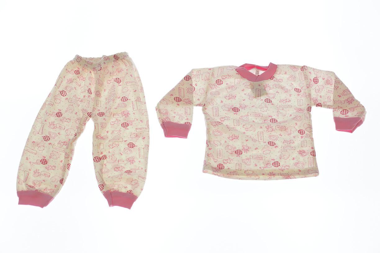 Пижама зоопарк