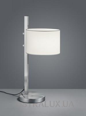 Настольная лампа с абажуром Trio Arcor 507900107