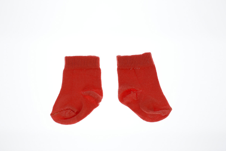 Носки однотонные