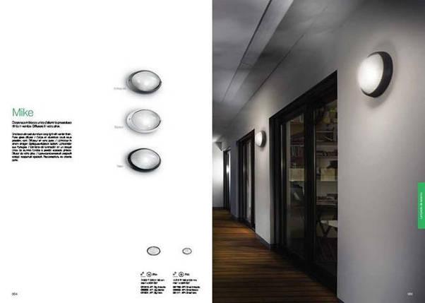 Бра Ideal Lux MIKE-50 AP1 BIG BIANCO 066882, фото 2