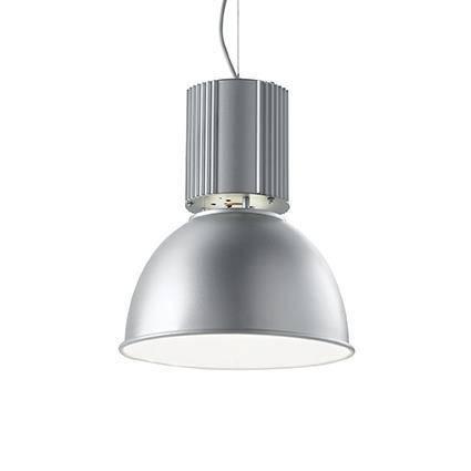 Подвесной светильник Ideal Lux HANGAR SP1 ALLUMINIO 100326, фото 2