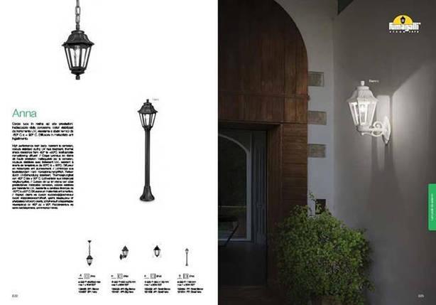 Уличный светильник Ideal Lux ANNA PT1 SMALL 101514, фото 2