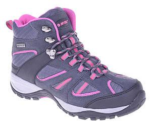 Ботинки Hi-Tec Lady Sarapo Mid WP Black 39 Серый 64585BL, КОД: 942073
