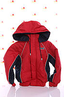 Куртка Кант красный с синим