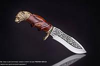 "Охотничий нож BergKoch ""Свирепый медведь"" BK-7703"