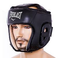 Шлем открытый Flex Everlast черный EVF450