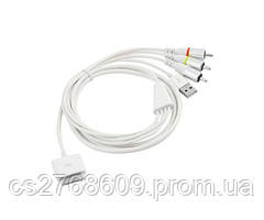 Video Cable IPHONE+USB