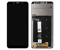 "LCD Xiaomi Redmi Note 5, Note 5 pro + Touchscreen (black) ""Original"""