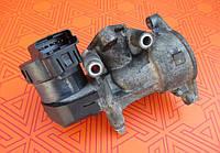 Клапан ЕГР для Peugeot Expert 2.0 HDi. Клапан рециркуляции отработанных газов 2007- Пежо Експерт 2.0 ХДИ.