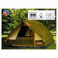 Палатка 3-х местная Coleman 6319 зонтик