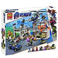 Конструктор Супергерои Марвел Bela «Битва в новой штаб-квартире мстителей», 723 дет (11262)