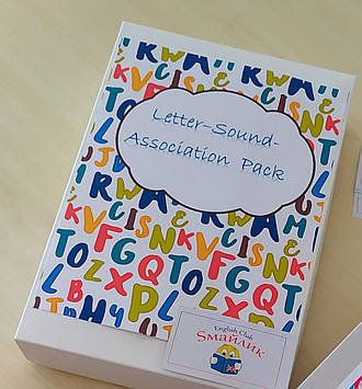 Игра для изучения букв и звуков английского языка