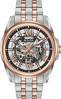 Мужские часы Bulova Automatic 98A166