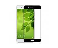 Защитное стекло захисне скло Huawei Nova 2 Lite чорний без упаковки