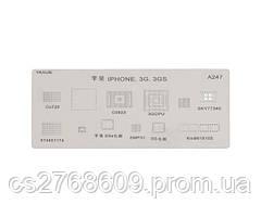 BGA трафарет A247 iPhone