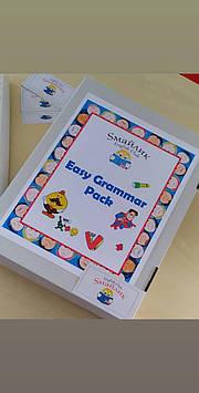 Дитяча гра для вивчення граматики англійської мови Easy grammar pack