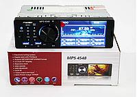 """Автомагнітола Pioneer 4548 ISO з екраном 4"""" дюйма AV-in, фото 1"""