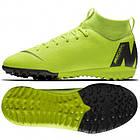 Сороконожки детские Nike Jr Superfly 6 Academy GS TF. Оригинал (ар.AH7344-701), фото 6