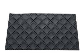 Коврик для декора стеганый 25х18.5х0.3см силиконовый Silikomart