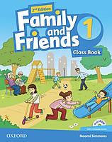 Учебник Family and Friends 2nd Edition 1 Class Book