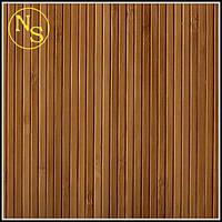 Темные бамбуковые обои 90см - ширина планки 5мм TM Safari, фото 1