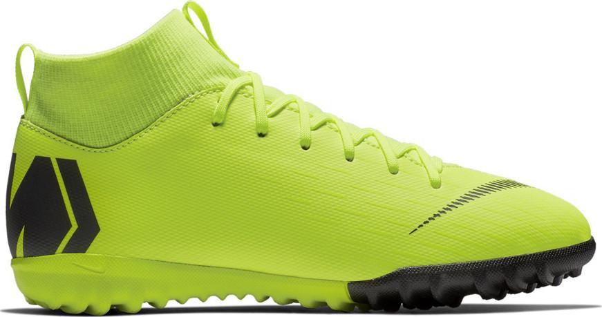 Сороконожки детские Nike Jr Superfly 6 Academy GS TF. Оригинал (ар.AH7344-701)