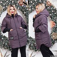 Куртка женская  демисезонно-зимняя (60-62рр)