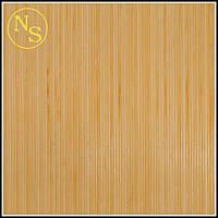 Бамбуковые обои лак светлые 150см - планка 5мм TM Safari, фото 1