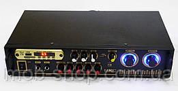 Усилитель звука UKC AV-106BT Караоке Bluetooth