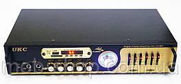 Усилитель звука UKC AV-121BT Караоке Bluetooth