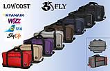 Ручна поклажа FLY ручная кладь валізи чемоданы, фото 8