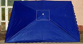 Зонт садовый торговый  Sansan umbrella 028W  3м х 4м