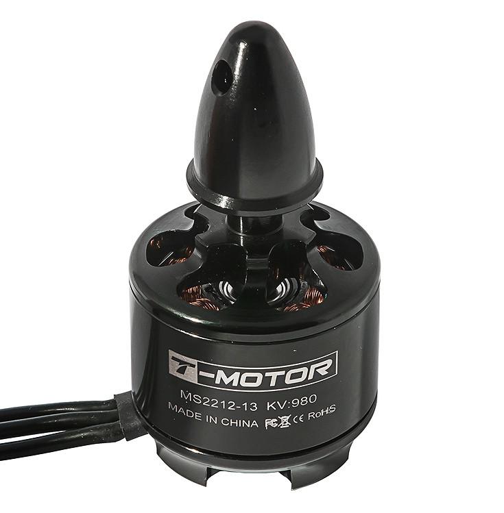 Мотор T-Motor MS2212-13 KV980 2-3S 160W для мультикоптеров