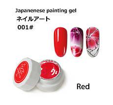 Гель-краска для ногтей Francheska #001, 5ml