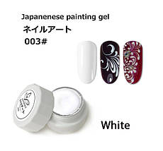 Гель-краска для ногтей Francheska #003, 5ml
