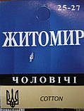 """Махровые мужские носки """"Житомир"""". р. 25-27. Ассорти, фото 3"""