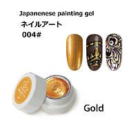 Гель-краска для ногтей Francheska #004, 5ml