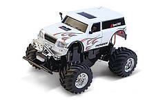 Машинка на радіоуправлінні Джип 1:58 Great Wall Toys 2207 (білий, 27MHz)
