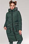 Зимнее молодежное пальто Далия 2 короткое,  р-ры 42 - 56, Новая коллекция  NUI VERY,, фото 4