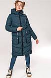 Зимнее молодежное пальто Далия 2 короткое,  р-ры 42 - 56, Новая коллекция  NUI VERY,, фото 10