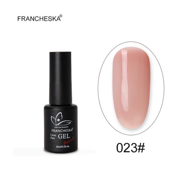 Гель лак Francheska 023, 8 мл