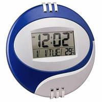 Часы настенные электронные 6870 на батарейках