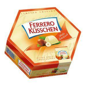 Конфеты Ferrero Kusschen Weiss 178 g