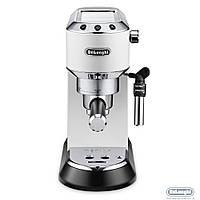 Рожковая кофеварка эспрессо Delonghi EC 685.W, фото 3